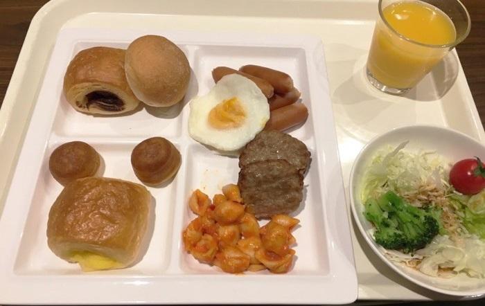 ディズニーセレブレーションホテルのレストラン料理