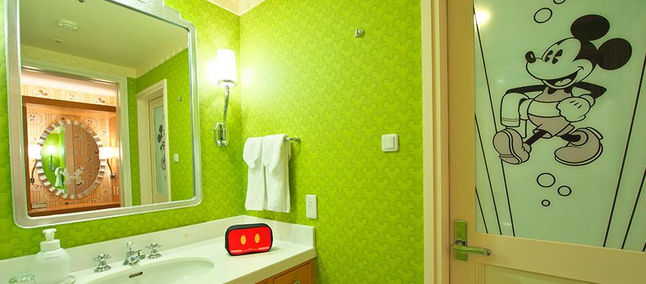 アンバサダーホテルの風呂(画像引用元:楽天トラベル)