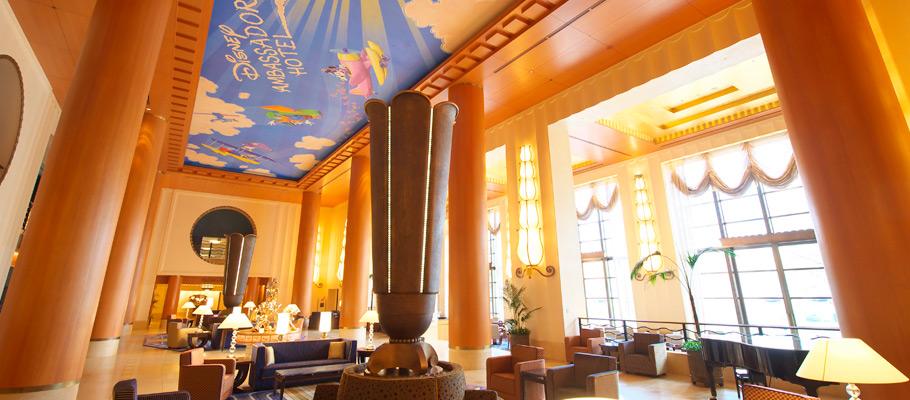 アンバサダーホテルの内観(画像引用元:アンバサダーホテル)