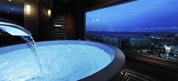 浦安ブライトンホテルの安い客室