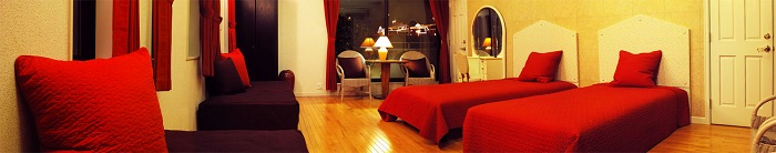 ビースティーレ舞浜の寝室(画像引用元:楽天トラベル)