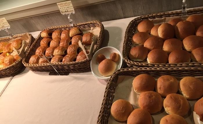 ディズニーセレブレーションホテルのミッキーパン