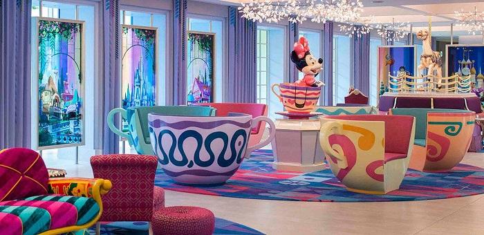 ディズニーセレブレーションホテルの最安料金設定