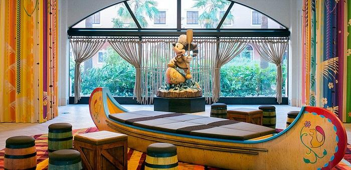 ディズニーセレブレーションホテルの予約が安い時期