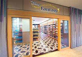 ディズニーセレブレーションホテルウィッシュのディズニーファンタジー写真(画像引用元:Disney)
