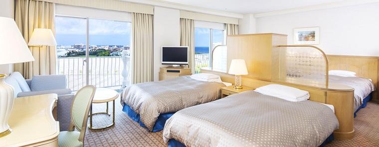 舞浜クラブリゾートの客室(画像引用元:楽天トラベル)