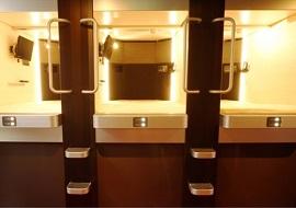 CVS・BAY HOTELのカプセルルーム(画像引用元:楽天トラベル)