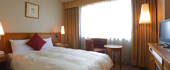 第一ホテル両国のシングル(画像引用元:第一ホテル両国)