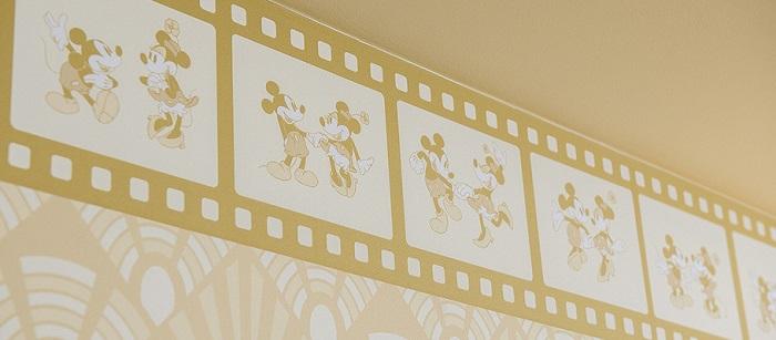 ディズニーアンバサダーホテルの最安値予約客室の内装