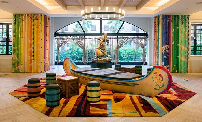 ディズニーセレブレーションホテル(画像引用元:Disney)