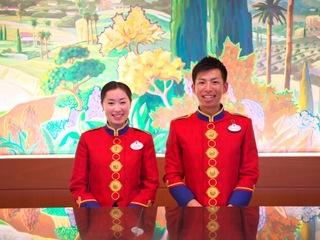 ディズニーホテルの入園保証(画像引用元:楽天トラベル)