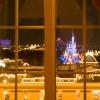 ディズニーランドホテルの夜景(画像引用元:楽天トラベル)