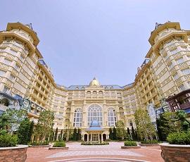 ディズニーランドホテルウェディングトップ(画像引用元:Disney)