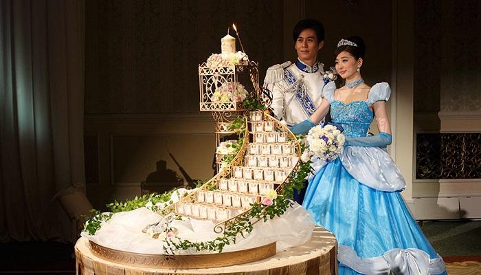 ディズニーランドホテルウェディング(画像引用元:Disney)