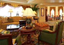 ディズニーランドホテルのスイート(画像引用元:Disney)