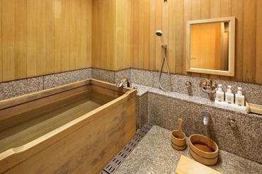 イースト21の和室風呂(画像引用元:楽天トラベル)