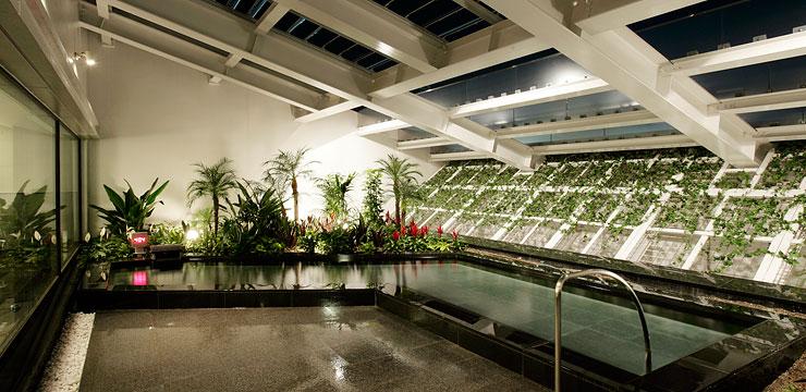 エミオン東京の大浴場(画像引用元:楽天トラベル)