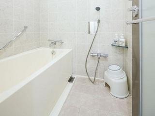 エミオン東京ベイの部屋風呂(画像引用元:楽天トラベル)