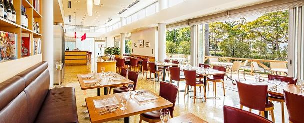 エミオン東京ベイのイタリアンレストラン(画像引用元:楽天トラベル)
