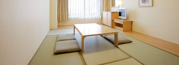 エミオン東京ベイの和室(画像引用元:楽天トラベル)