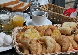 ファミリーリゾート・フィフティーズfor舞浜の朝食レストラン(画像引用元:楽天トラベル)