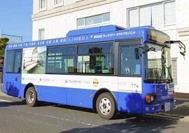 フレックステイイン新浦安の無料シャトルバス(画像引用元:楽天トラベル)