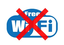 wifi使用不可