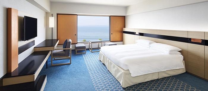 ヒルトン東京ベイの3人家族安い部屋