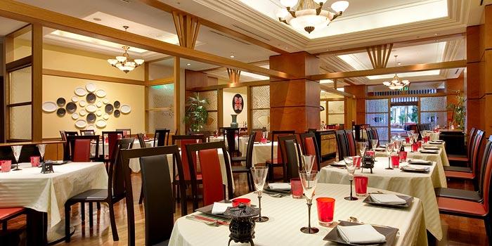 ヒルトン東京ベイのレストラン王朝(画像引用:楽天トラベル)