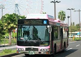 ファミリーリゾート・フィフティーズfor舞浜のシャトルバス(画像引用元:江戸川区)