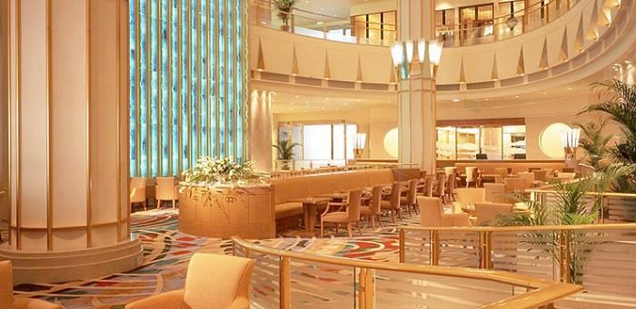 レバント東京のレストラン(画像引用元:楽天トラベル)