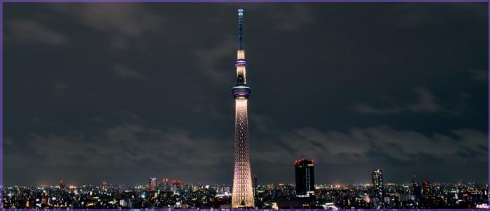 レバント東京のスカイツリー(画像引用元:楽天トラベル)