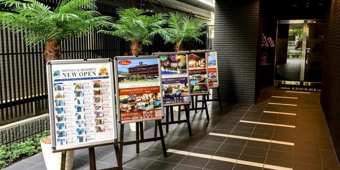ホテルリブマックス葛西駅前の館内イメージ(画像引用元:じゃらん)
