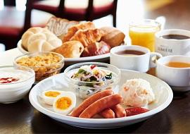 ルミエール葛西の朝食レストラン(画像引用元:じゃらん)