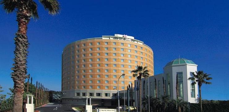 東京ベイ舞浜ホテルの外観(画像引用元:楽天トラベル)