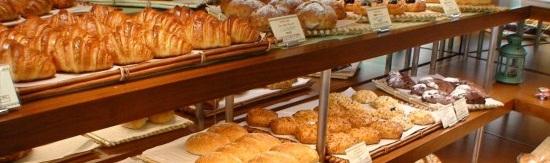 東京ベイ舞浜ホテルのパン屋(画像引用元:楽天トラベル)