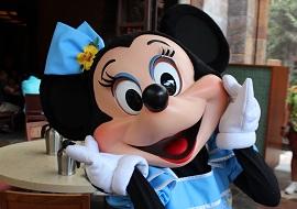 マカヒキのミニーの写真