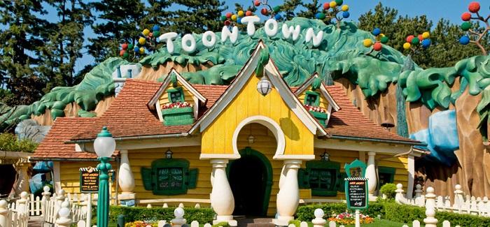 ミートミッキーのラウンジ(画像引用元:Disney)