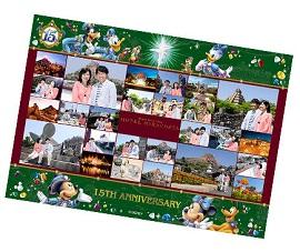 ホテルミラコスタ15周年オンラインフォト(画像引用元:Disney)