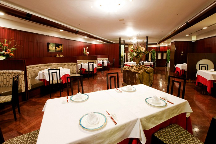 京成ホテルミラマーレの中華レストラン(画像引用元:楽天トラベル)