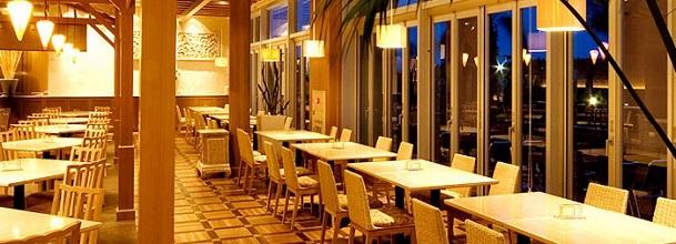 三井ガーデンプラナ東京ベイのレストラン(画像引用元:楽天トラベル)