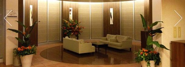 三井ガーデンプラナ東京ベイの館内(画像引用元:楽天トラベル)