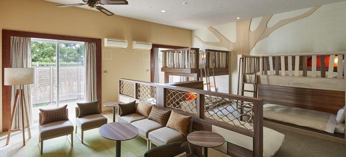 三井ガーデン最安値客室