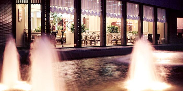 ニューオータニ幕張のレストラン(画像引用元:楽天トラベル)
