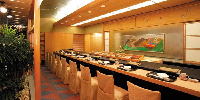 ニューオータニ幕張のすしレストラン(画像引用元:楽天トラベル)