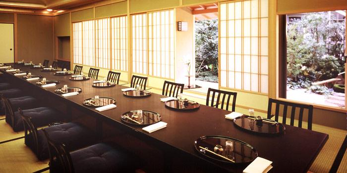 ニューオータニ幕張の山茶(画像引用元:楽天トラベル)