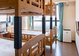 ナイスインホテル市川東京ベイの客室2段ベッド(画像引用元:楽天トラベル)