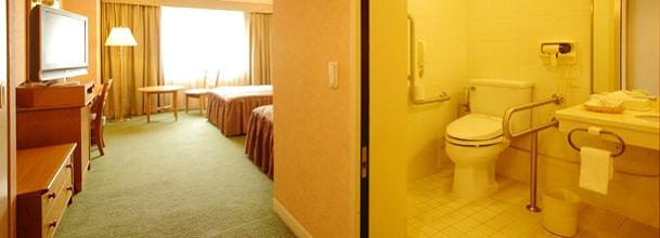 オリエンタルホテル東京ベイのアクセシブル(画像引用元:楽天トラベル)