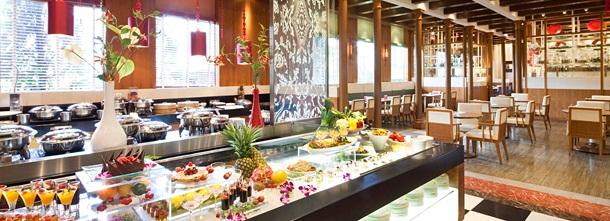 オリエンタルホテル東京ベイの中華レストラン(画像引用元:楽天トラベル)
