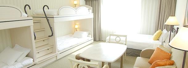 オリエンタルホテル東京ベイのグランデルーム(画像引用元:楽天トラベル)